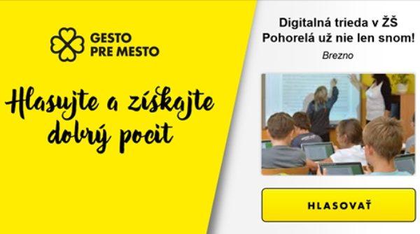 Digitálna trieda v ZŠ Pohorelá už nie len snom !