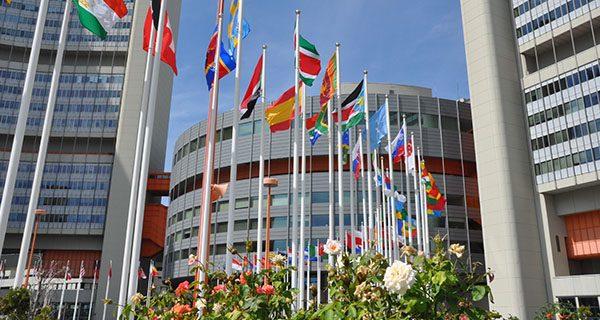 Virtuálna prehliadka viedenského sídla OSN vo Viedni